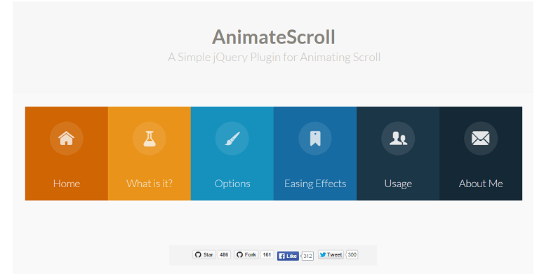 Animate Scroll.js