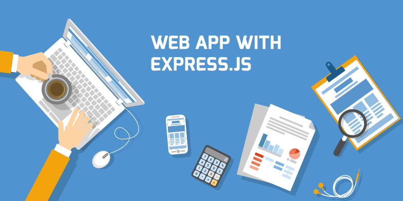 How to Create a Simple Web App with Express