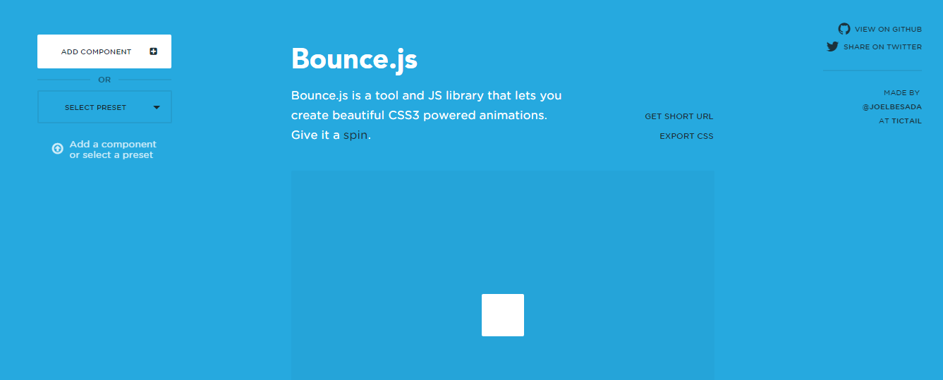 14 JavaScript Libraries To Create Impressive Animations