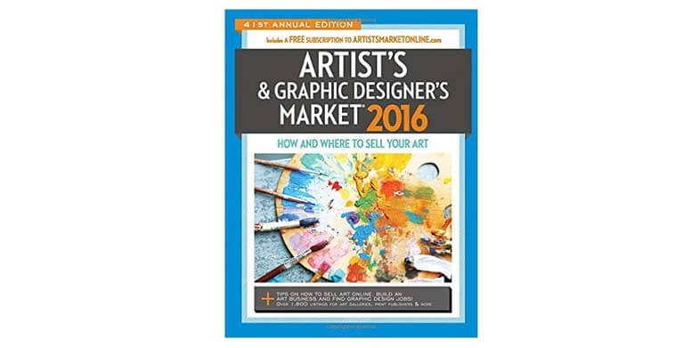 1. 2016 Artist's and Graphic Designer's Market