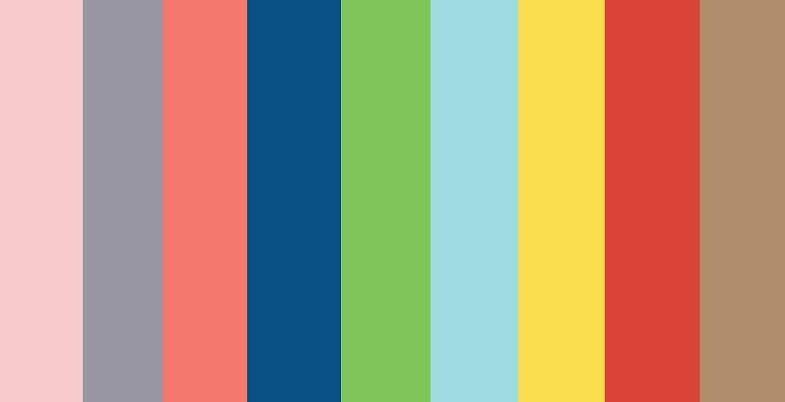 A Unisex Palette