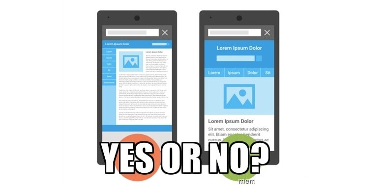 Does my site meet Google's new mobile friendly requirements