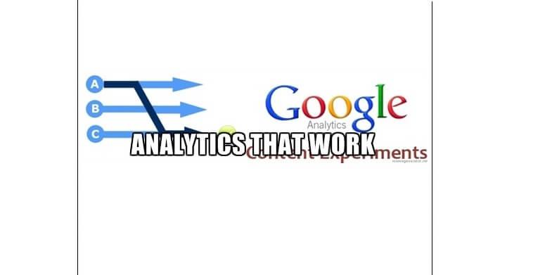 Google Content Experiments