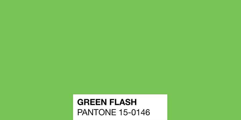 Green Flash 15-0146