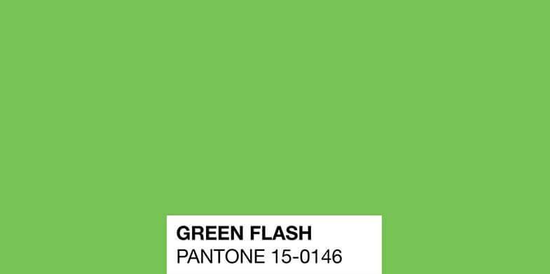 Green Flash 15-0146