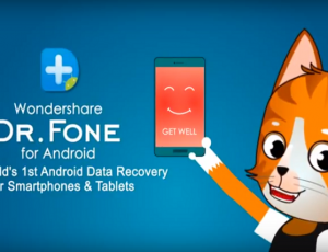Review of a powerful android data recovery utility Dr. Fone for android
