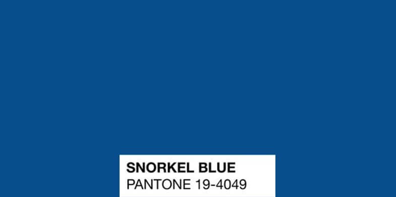 Snorkel Blue 19-4049