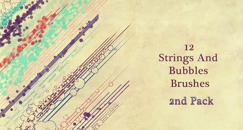 String and Bubbles brushes