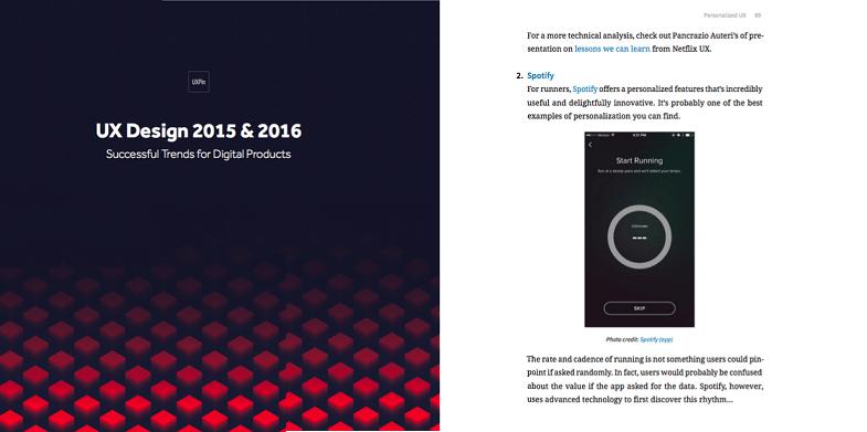 UX Design Trends 2015 & 2016