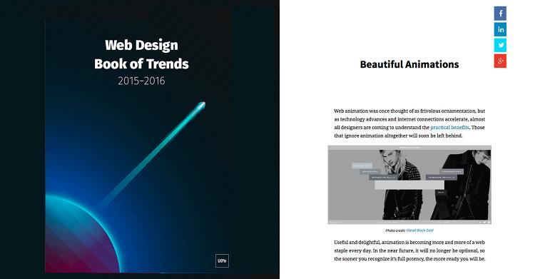 Web Design Book of Trends 2015 & 2016