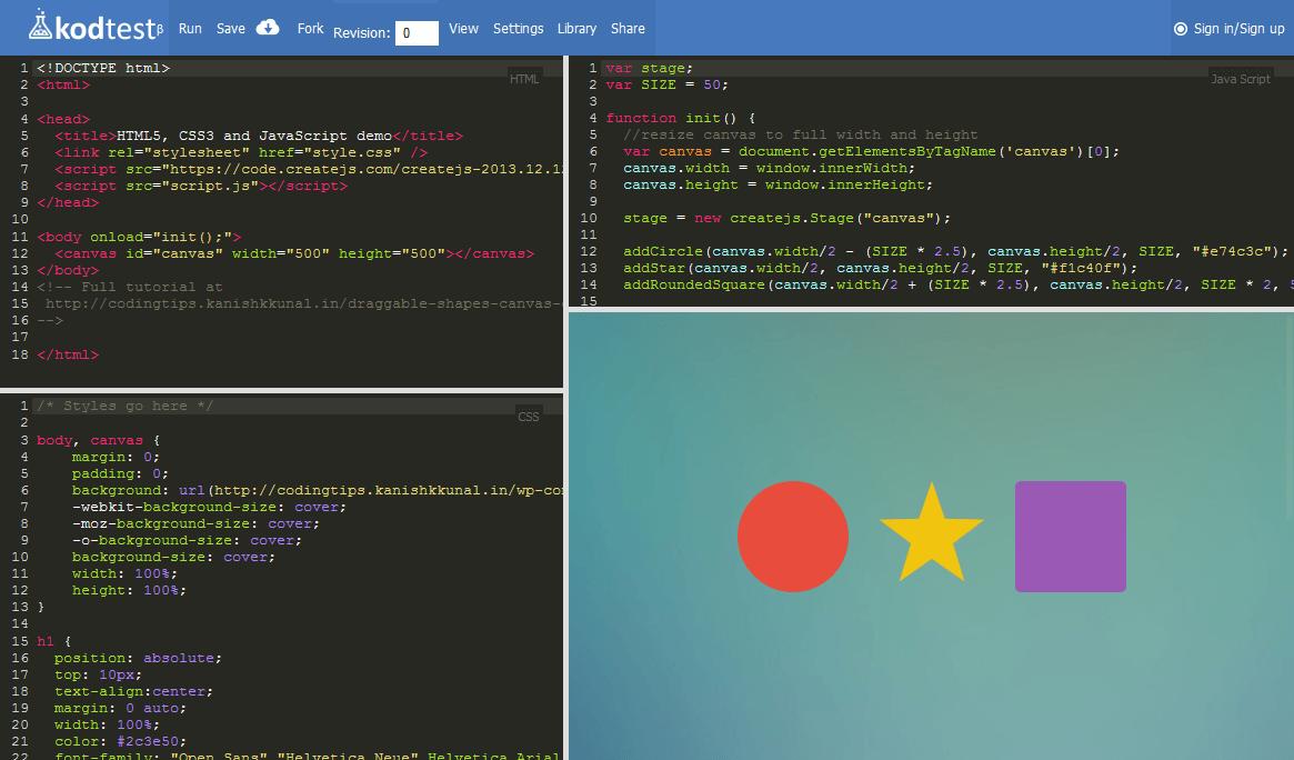 12 Websites for Testing and Debugging javaScript Code