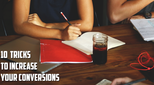 10 Tricks to Increase Your Conversions 805x428