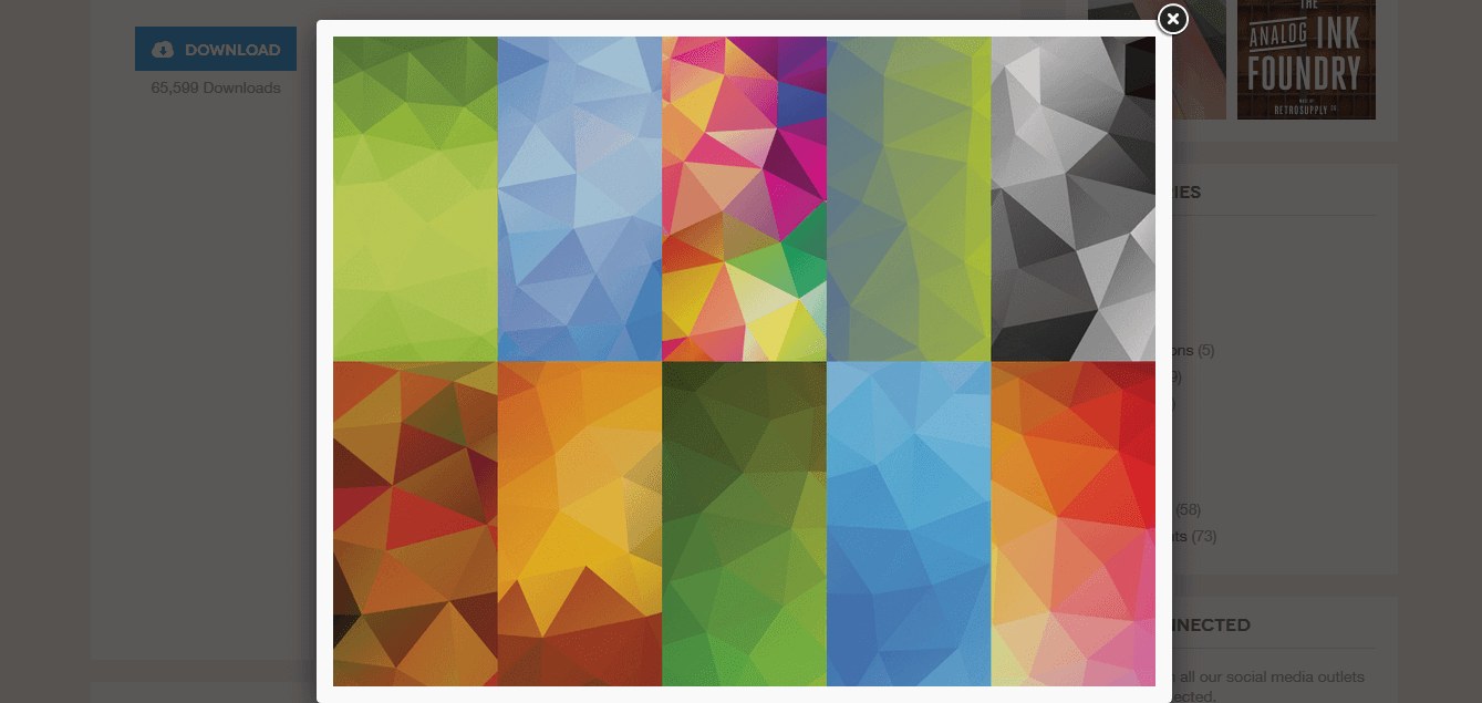 10 geometric