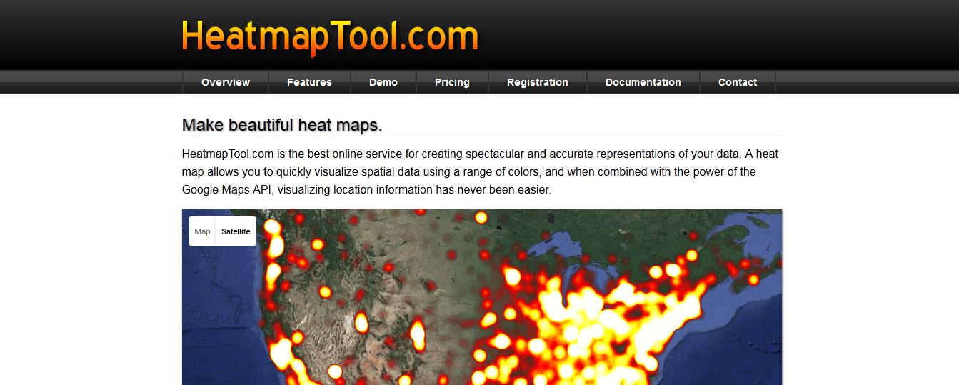 Heatmap Tool