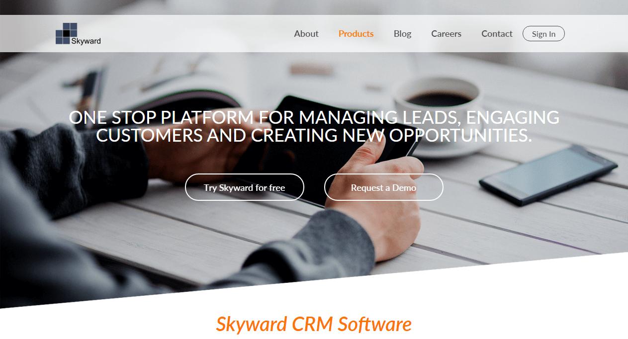 Skyward CRM