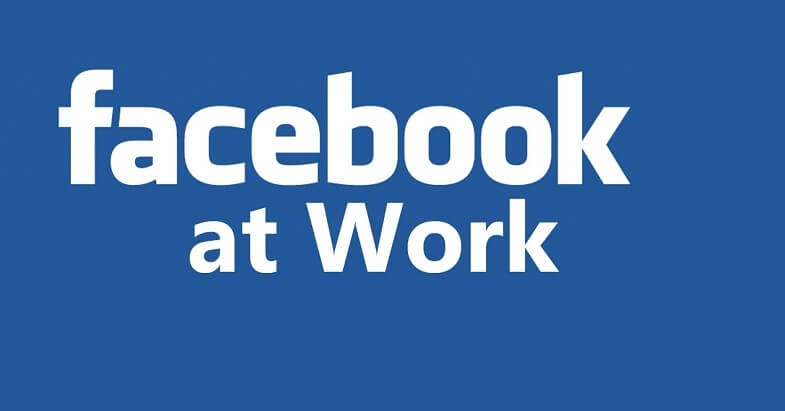 Facebook Launches App 'At Work'