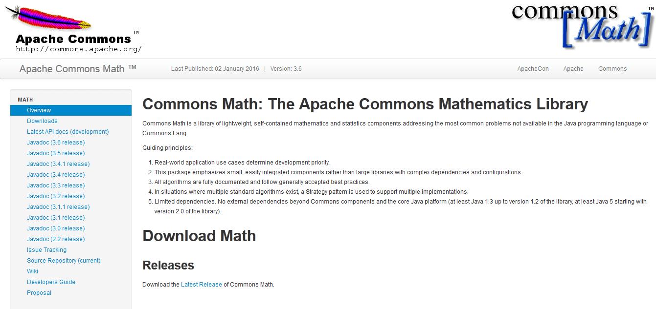 commonmaths