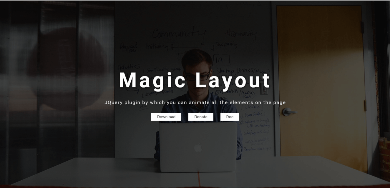 magiclayout