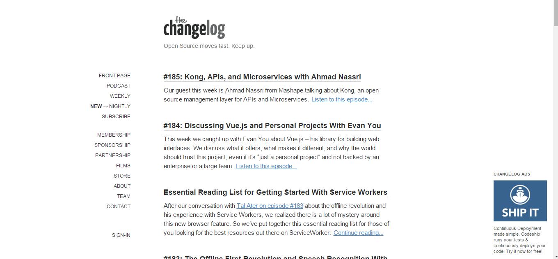 the-changelog