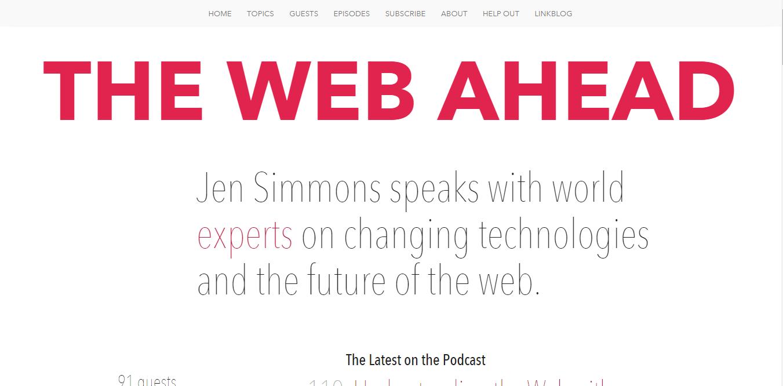 the-web-ahead