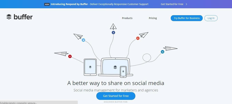 Buffer for Social Media