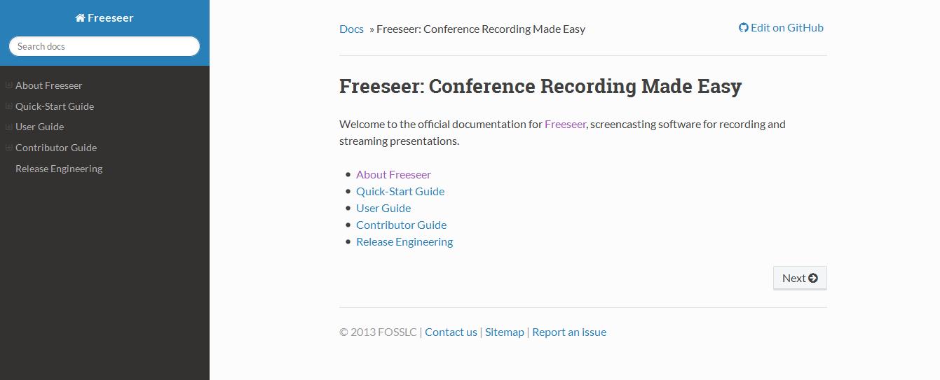 Freeseer