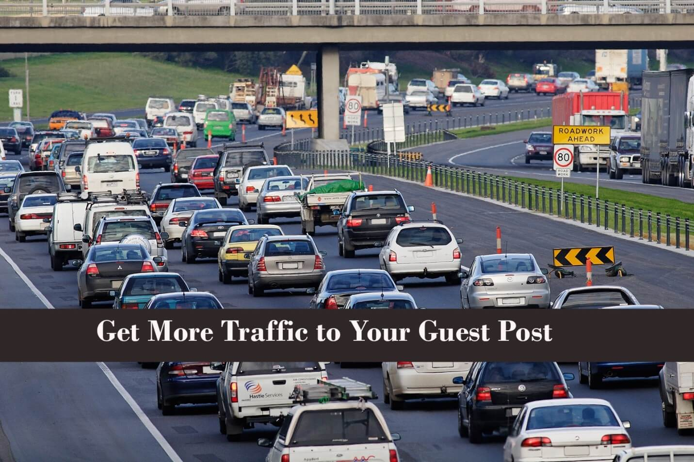 Get More Traffic to Your Guest Post