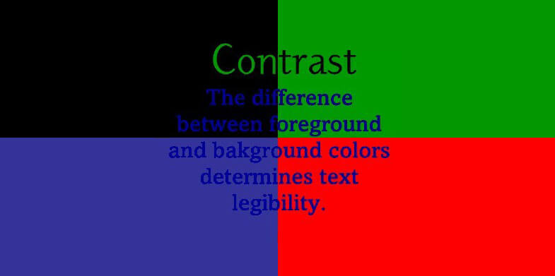 Pay-attention-to-Contrast