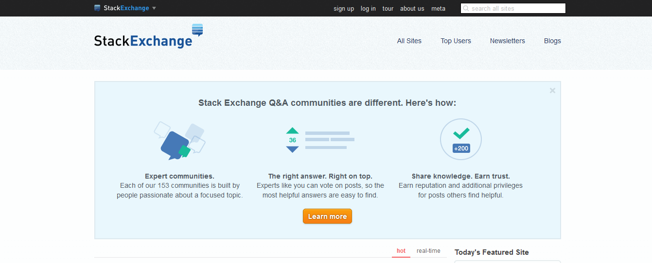 Programmers Stack Exchange
