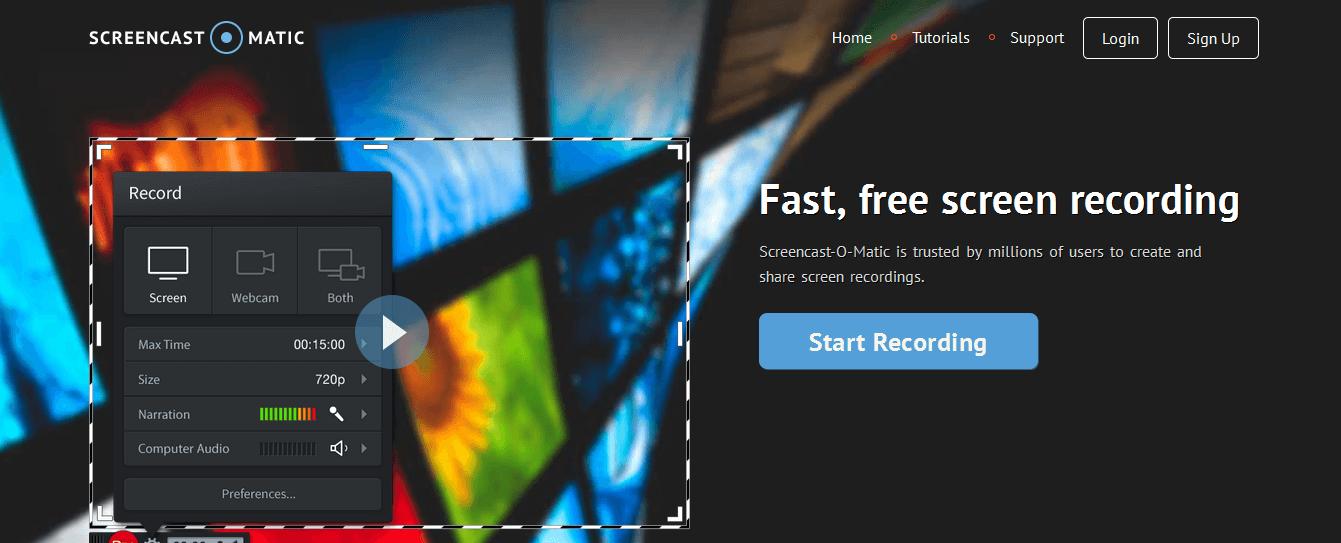 Screen-O-Matic