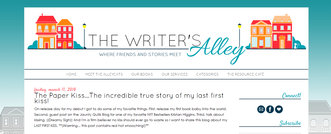 creative writing the alley For an $1000 annual fee, plum alley investments gives members the  the  creative way this firm is getting female investors into the big leagues   turner moffitt partnered with the center for talent innovation to write.