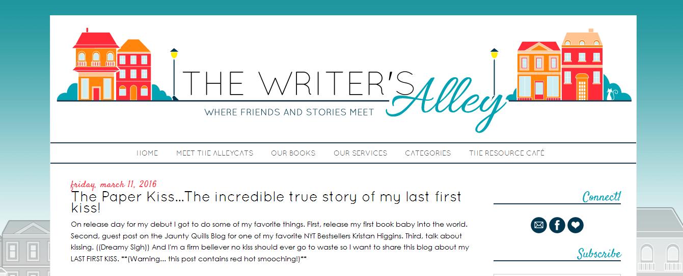 writer alley
