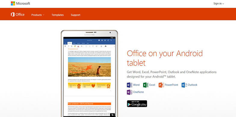 Microsoft-Office-For-Tablets