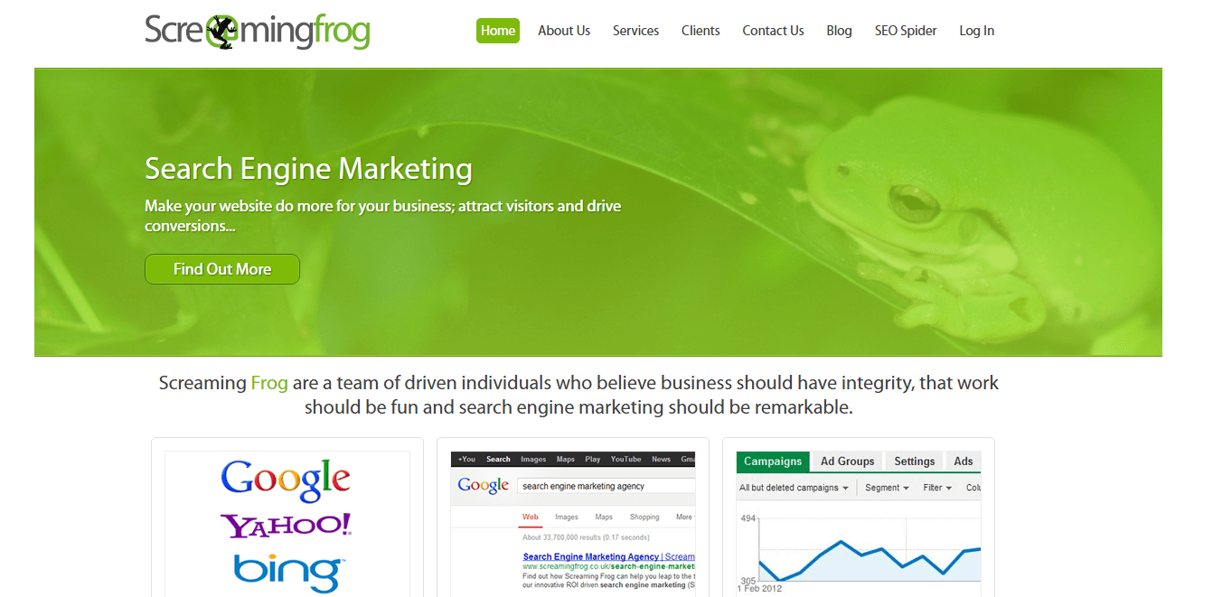 Screamingfrog