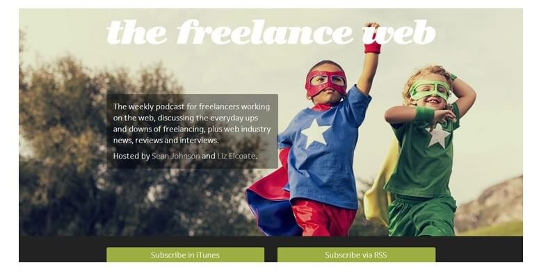 The Freelancer Web