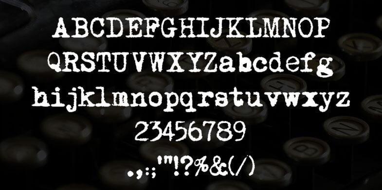 10-Cool-Typewriter-Fonts-782-391