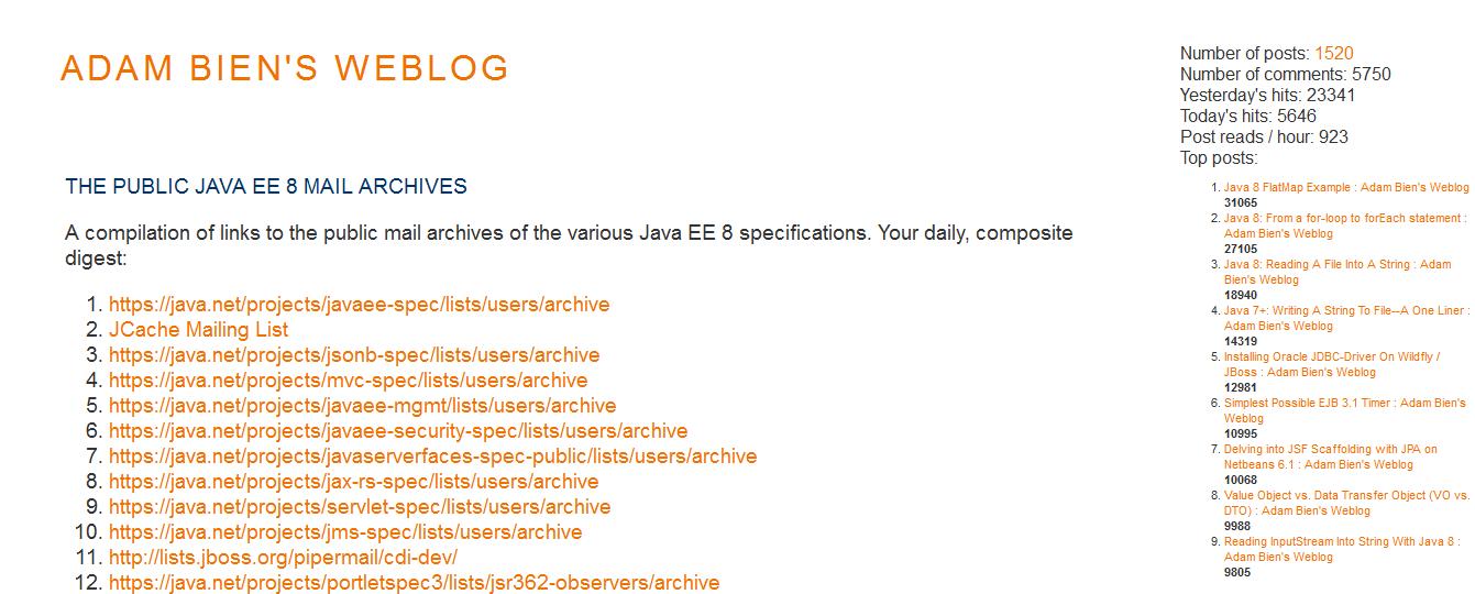10 Best Java Programming Blogs To Follow