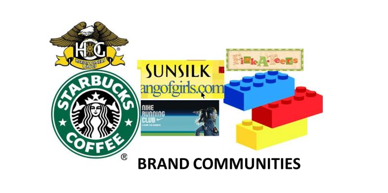 Create Branded Communities