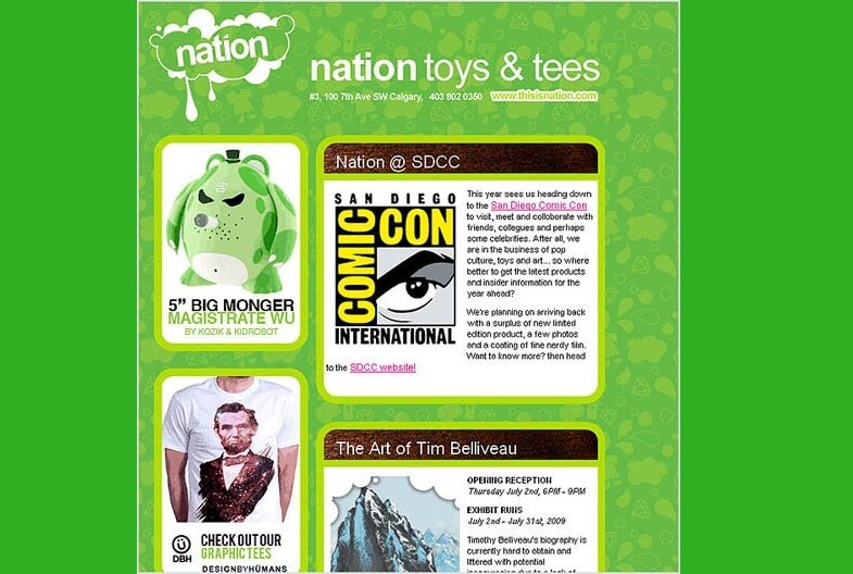 Nation Toy