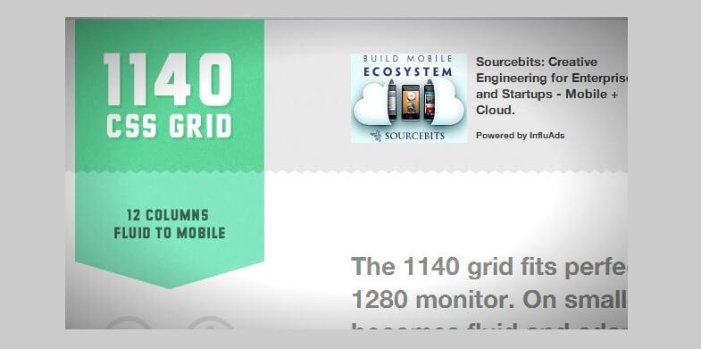 1140 CSS Grid