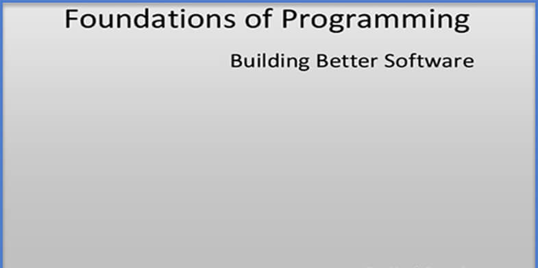Foundations-of-Programming
