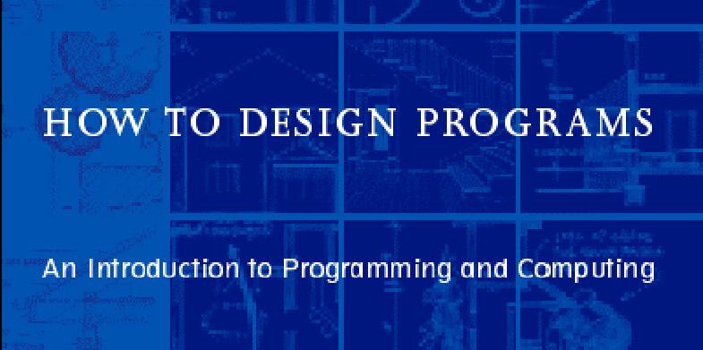 How-to-Design-Programs