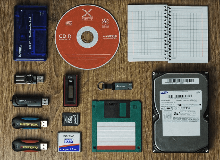 Multiple Storage Devices