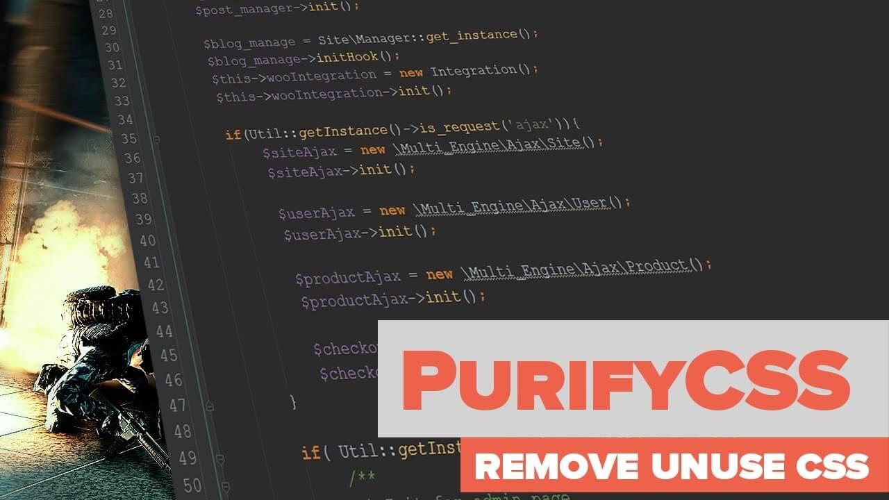 Purify CSS