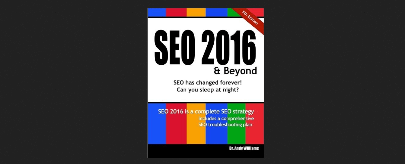 SEO 2016 & Beyond