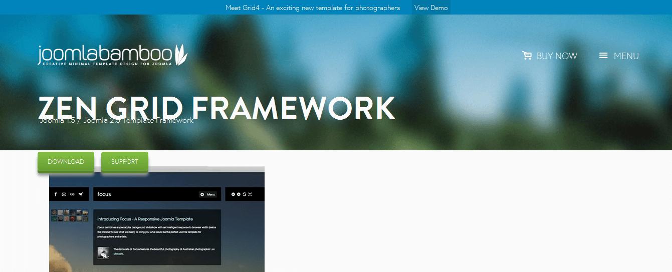 Zen Grid Framework