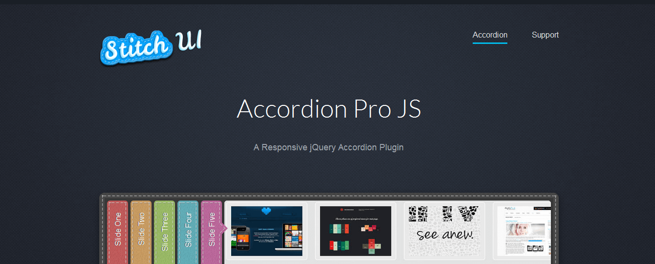 Accordion Pro JS