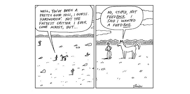 Analyze-feedback