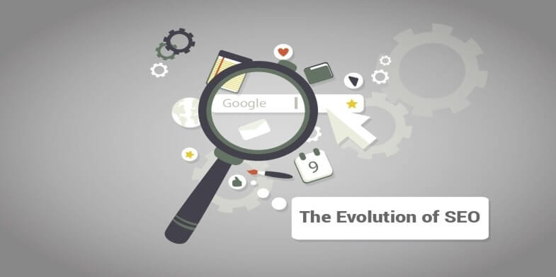 Evolution on SEO