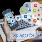 Top Apps for Enterpreneurs